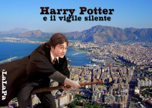 Harry Potter e il Vigile Silente