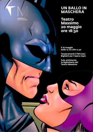 Un ballo in Maschera al Teatro Massimo sconti per Under 35