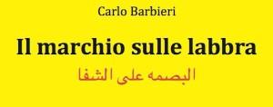 Nuovo libro di Carlo Barbieri ambientato a Palermo