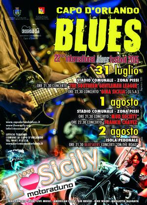 CAPO D'ORLANDO BLUES | 22° EDIZIONE | 31luglio – 2 Agosto