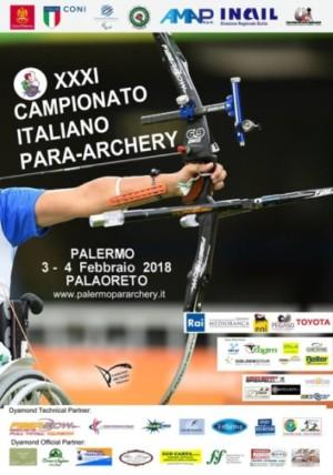 Campionati Italiani Para-Archery – Palermo 2018