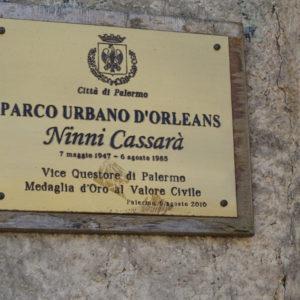 Parco Ninni Cassarà: che fine ha fatto?