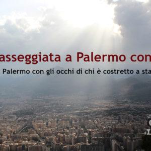 Una passeggiata a Palermo con Erica